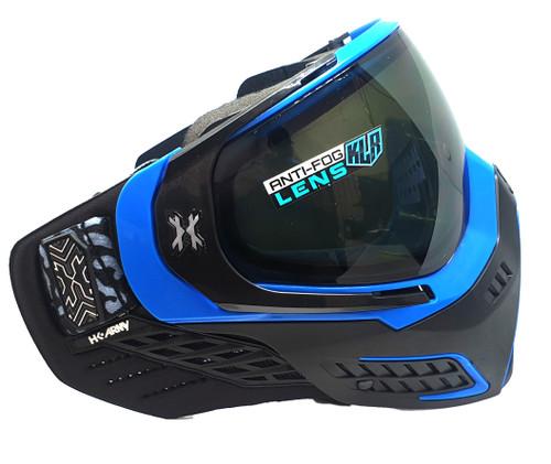 HK - KLR Goggle - Blue/Black