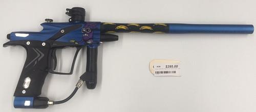 Eclipse - Etek 4 AM - Blue -Minions custom paintjob - USED