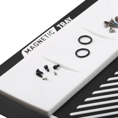HK - MagMat - Magnetic Tech Mat - Black/White