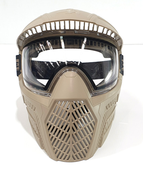 Base - GS-O Goggle - Thermal Clear - Tan