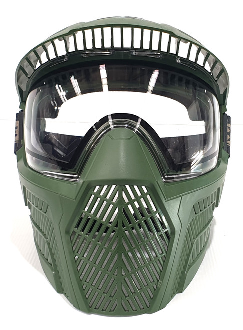 Base - GS-O Goggle - Thermal Clear - Olive