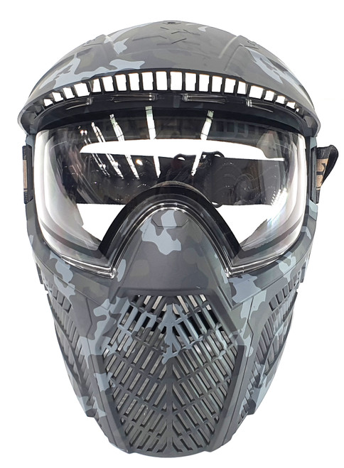 Base - GS-O Goggle - Thermal Clear - Black Camo