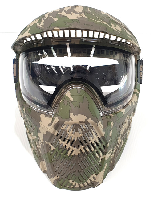 Base - GS-O Goggle - Thermal Clear - Green Camo