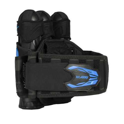 HK - Zero G 2.0 Harness 3+2 - Black/Blue