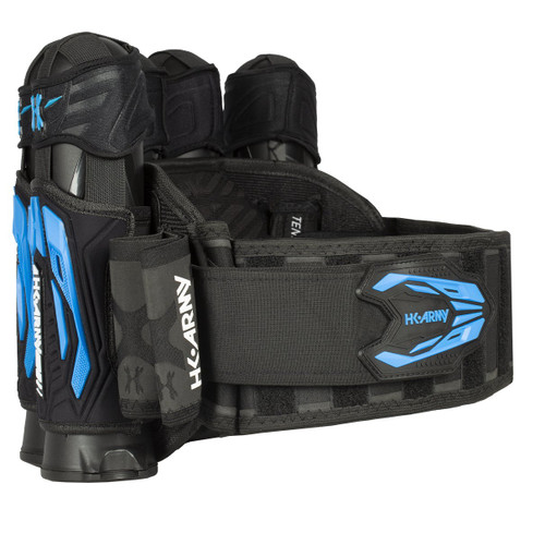 HK - Zero G 2.0 Harness 5+4 - Black/Blue