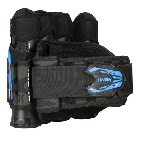 HK - Zero G 2.0 Harness 4+3 - Black/Blue