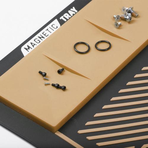 HK - MagMat - Magnetic Tech Mat - Black/Gold