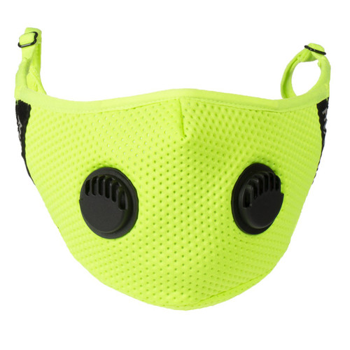 HK - Filtered Air Mask - Neon Green