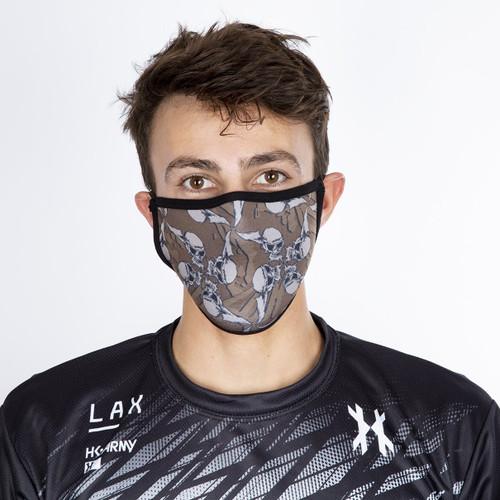 HK - Facemask - Hostilewear Tan