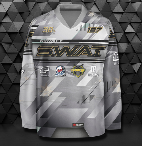 Sydney SWAT - 2021 Official Jersey - AWAY