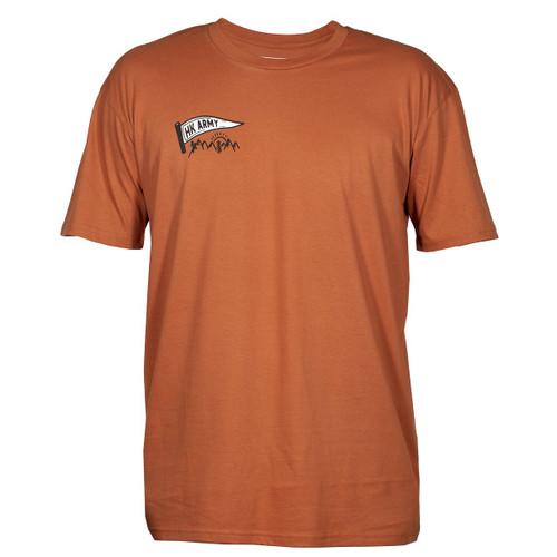 HK - Tshirt - Legendary - Rust