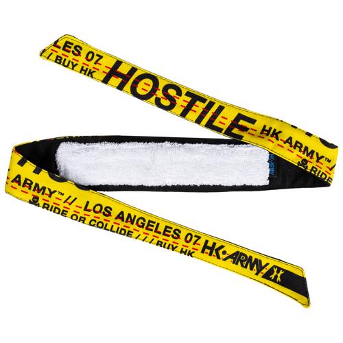 HK - Headband - Hazzard Yellow