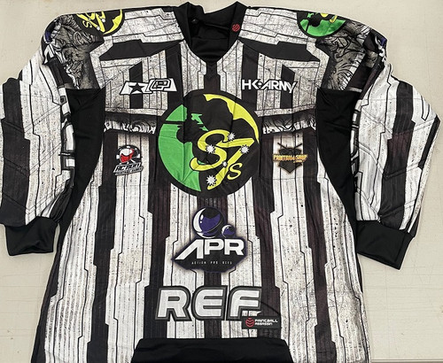 Action - 2020 Pro Ref Jersey