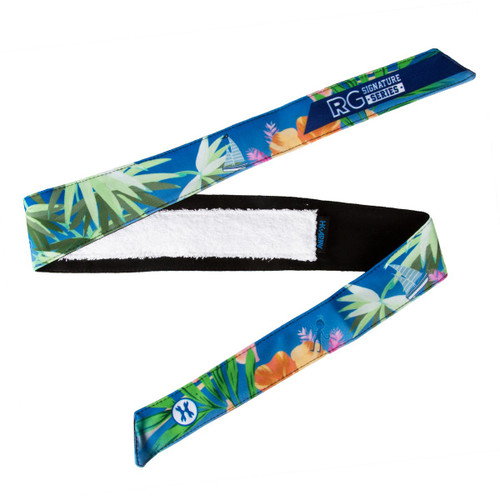 HK - Headband - Dynasty SS - Aloha Blue