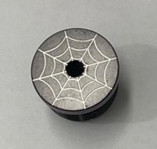 New Designz - Impulse - Hammer Cap - Web - Black