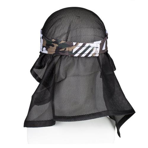 HK - Headwrap - Ride or Collide - Camo