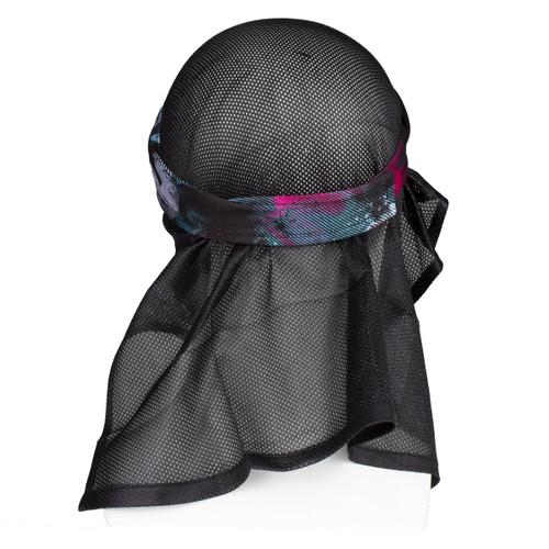 HK - Headwrap - Shadow Bubblegum