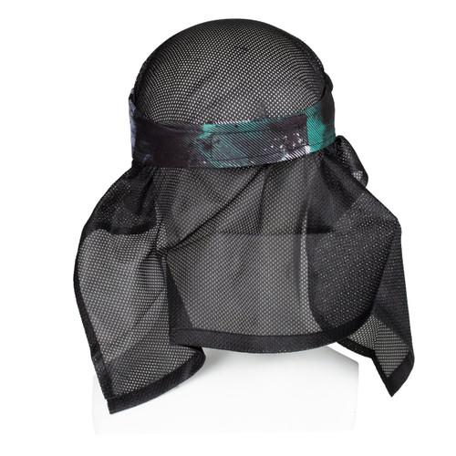 HK - Headwrap - Shadow Mint