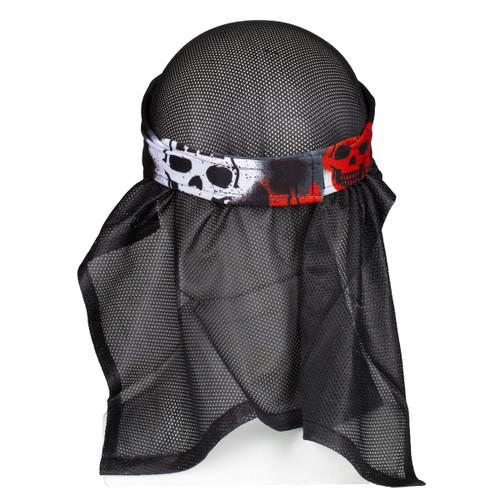 HK - Headwrap - Tagged Black