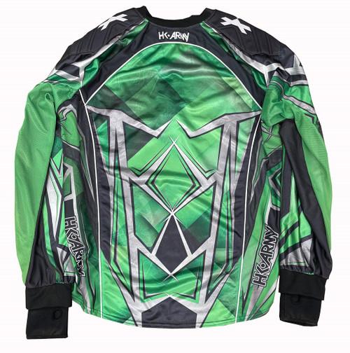 HK - Hardline Jersey - Chromium Green - 3XL