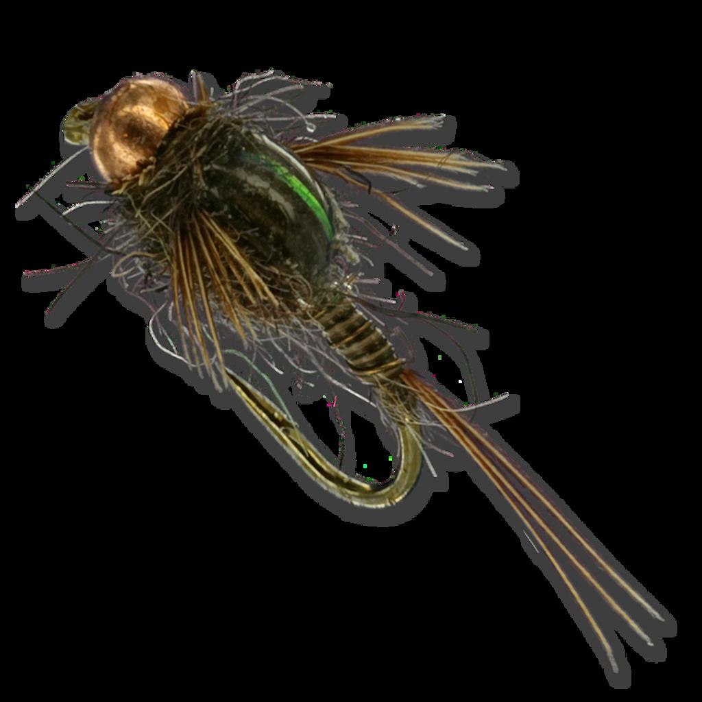 Mercer's CB Micro Mayfly - Brown