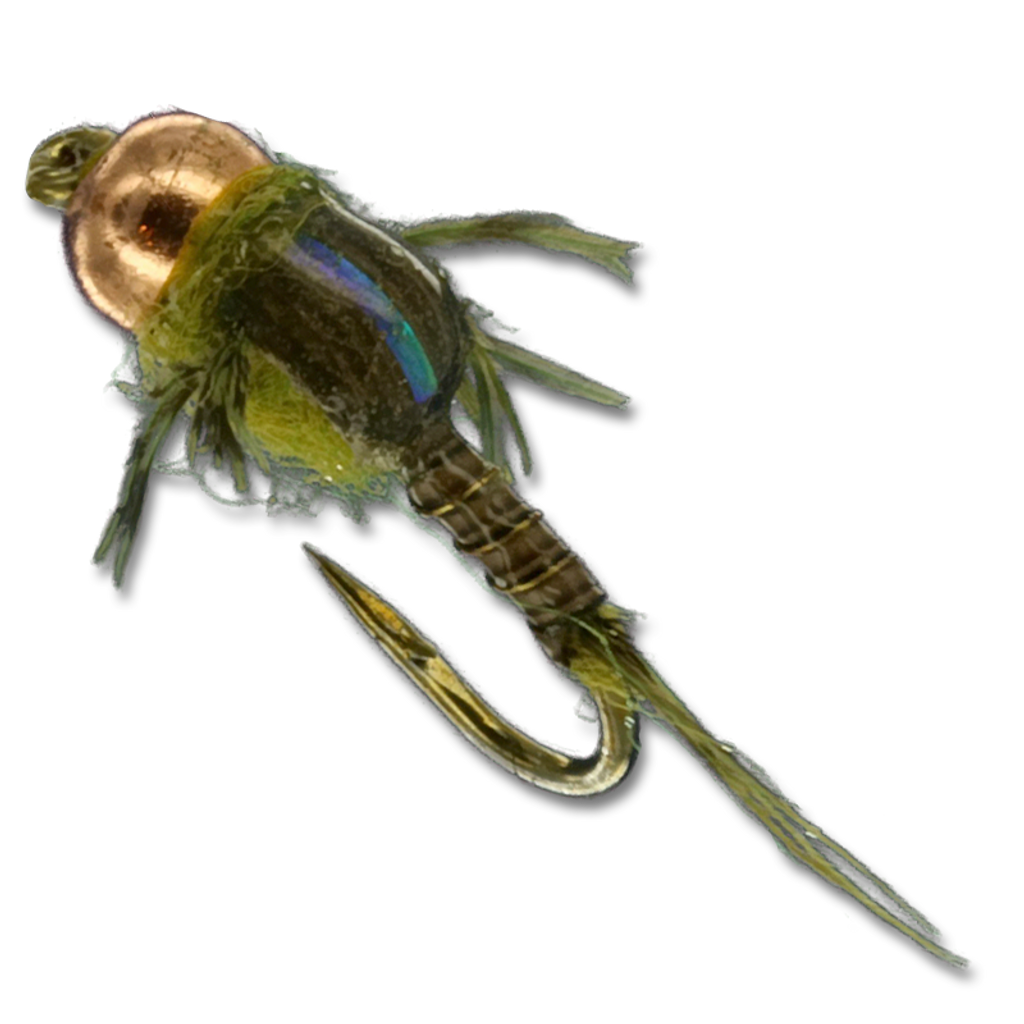 Mercer's CB Micro Mayfly - Olive