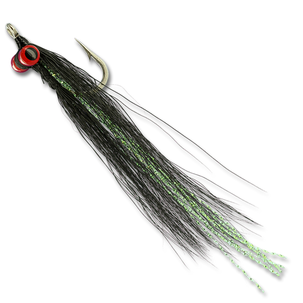 Freshwater Clousers - Black #6