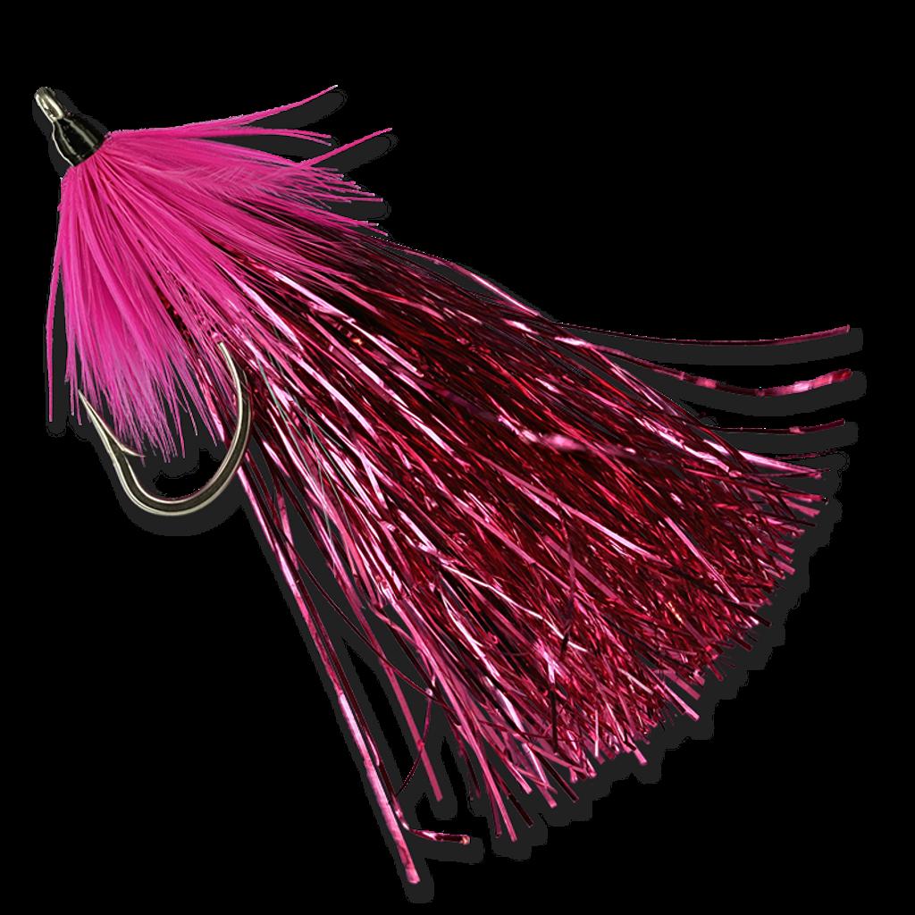 Karluk Flash Fly - Cranberry #2