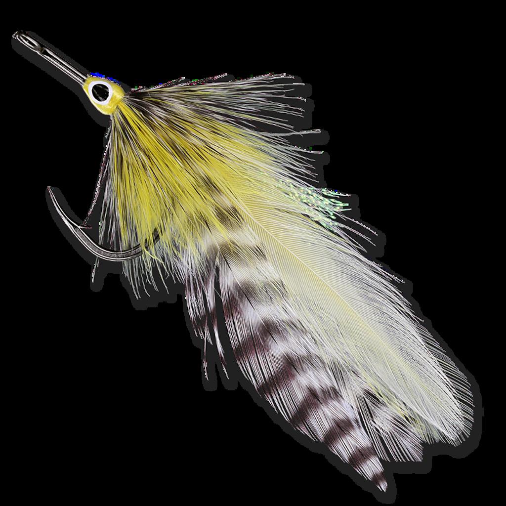 Bigeye Tarpon - Yellow #3/0