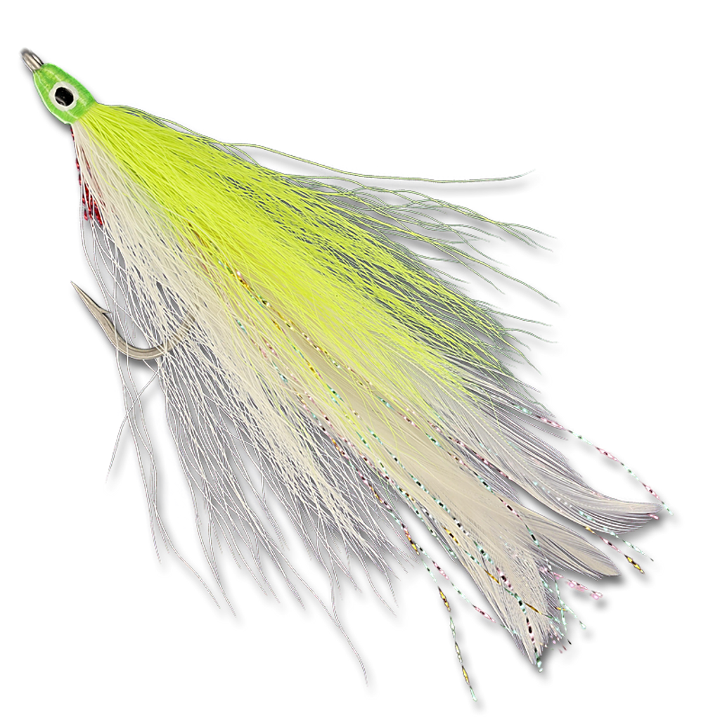 Lefty's Deceiver - Chartreuse #3/0