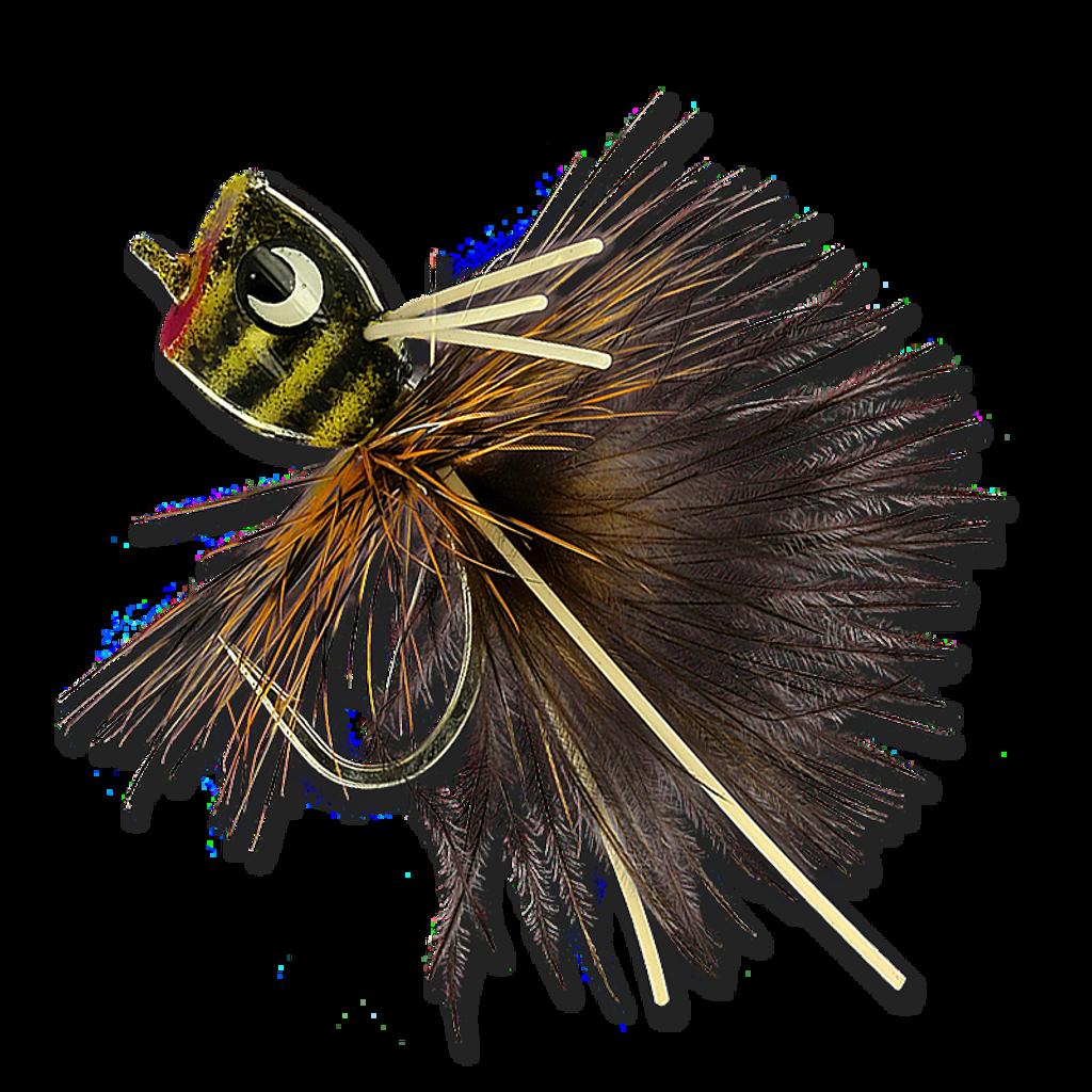 Bass & Bluegill Mini Poppers - Sting #12