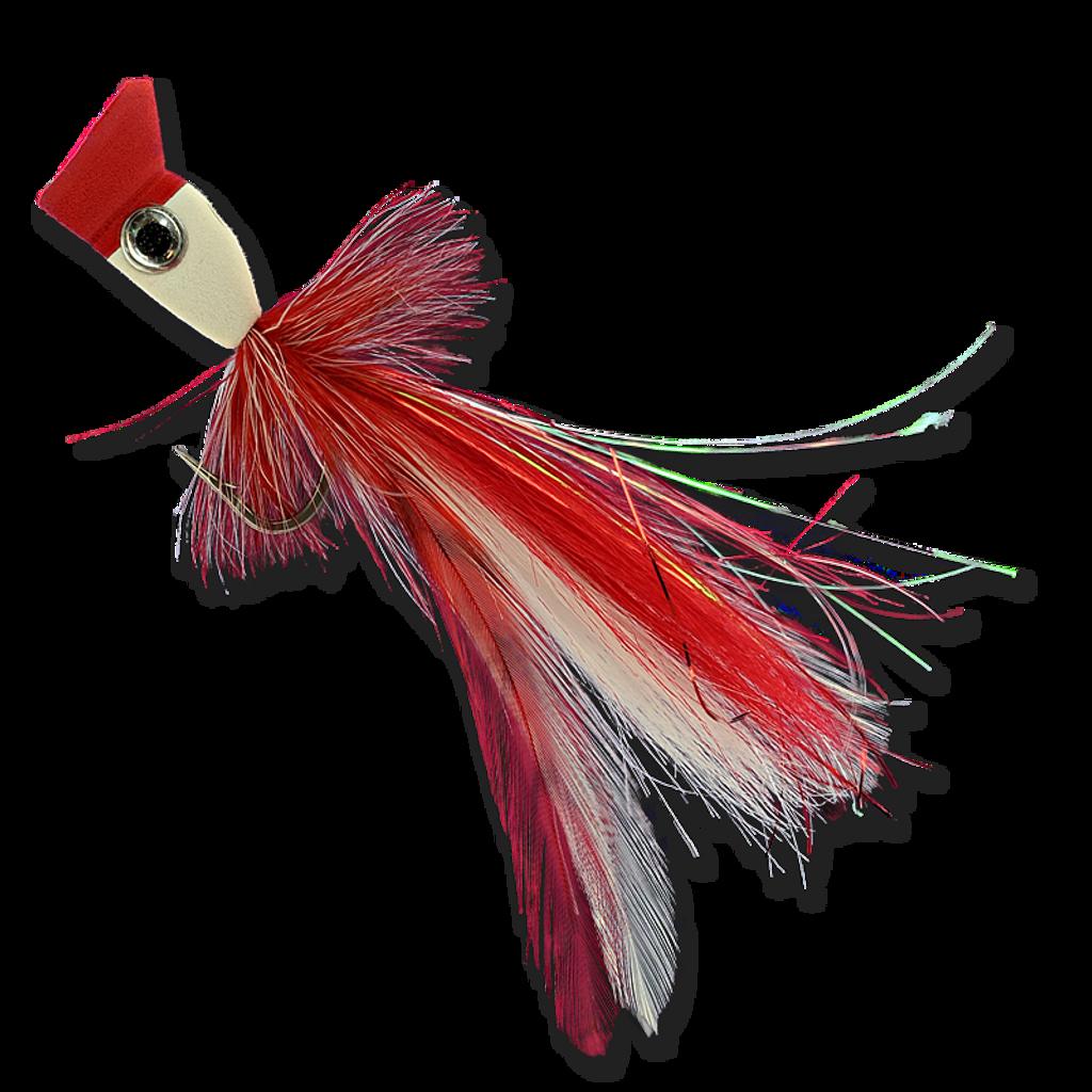Rainy's PSP Bubblehead - Red/White #4/0