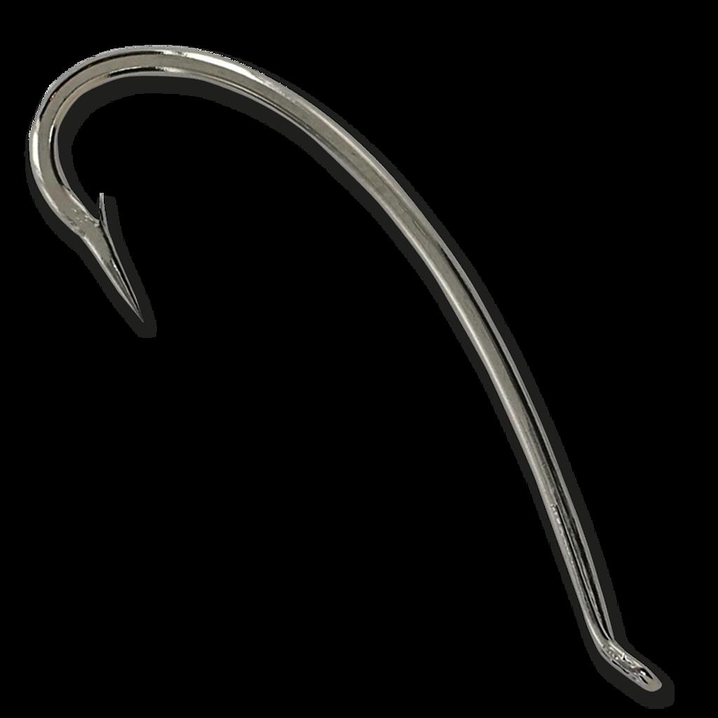 Daiichi Steelhead Irons Hooks - Silver