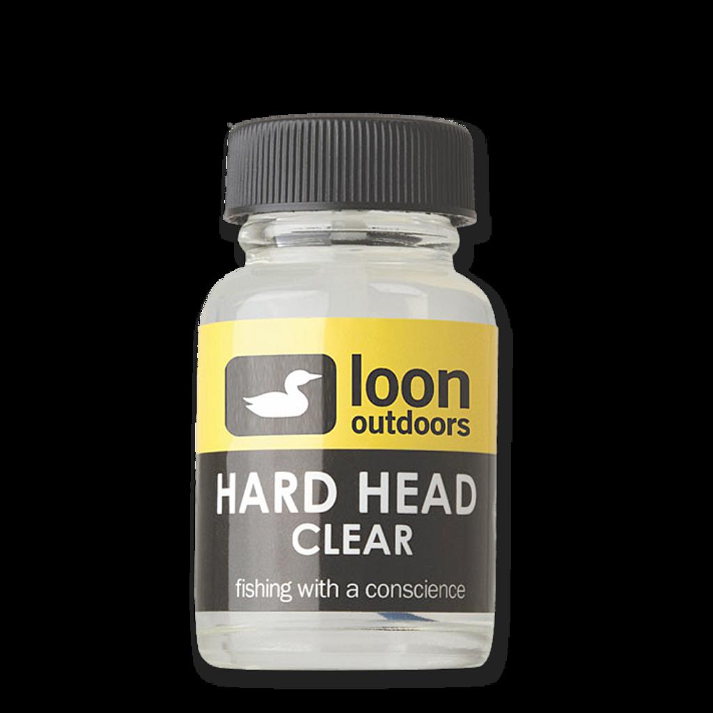 Loon Hard Head Cement - Clear