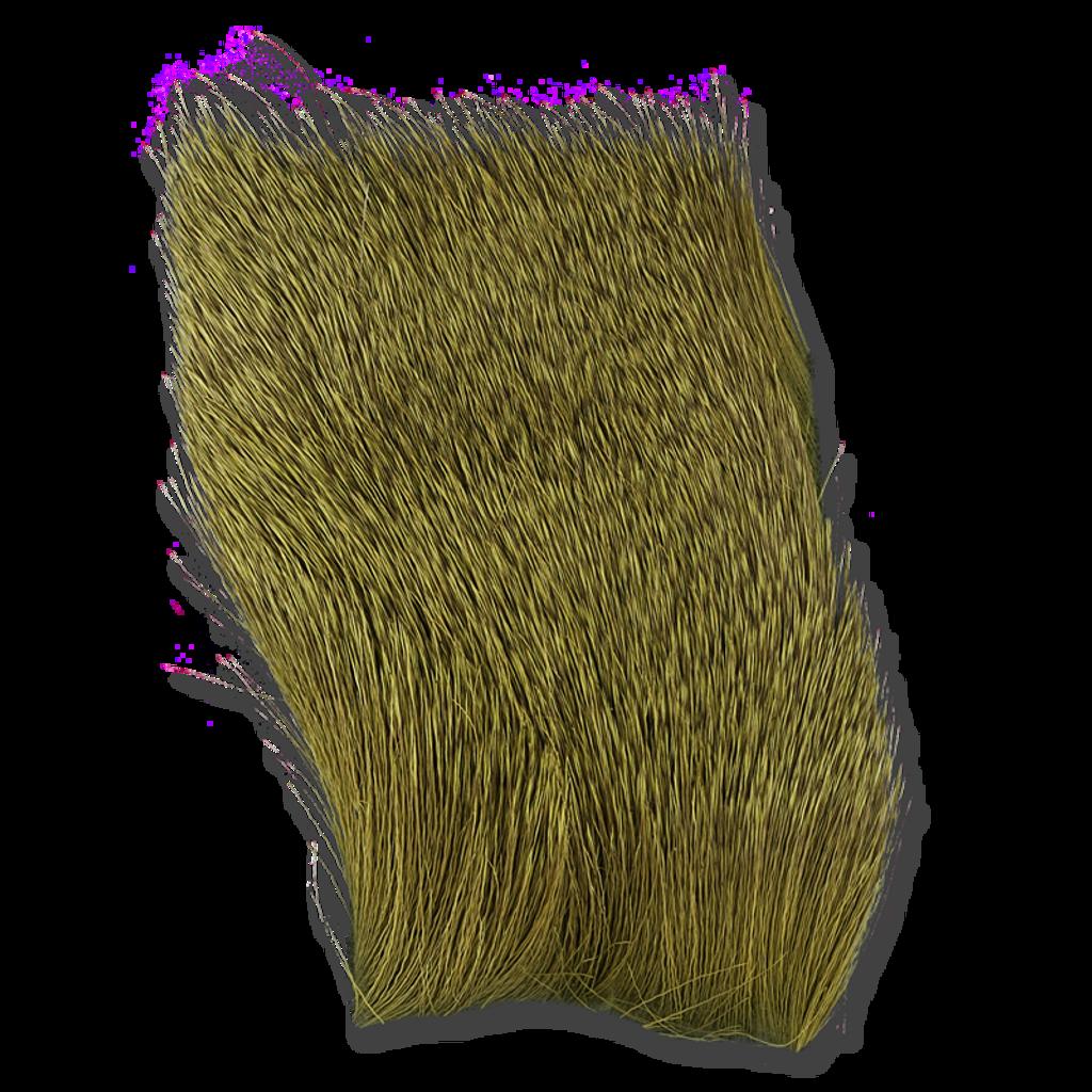 Elk Hair - Olive