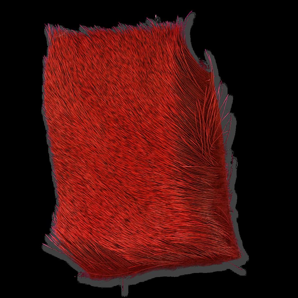Elk Hair - Red