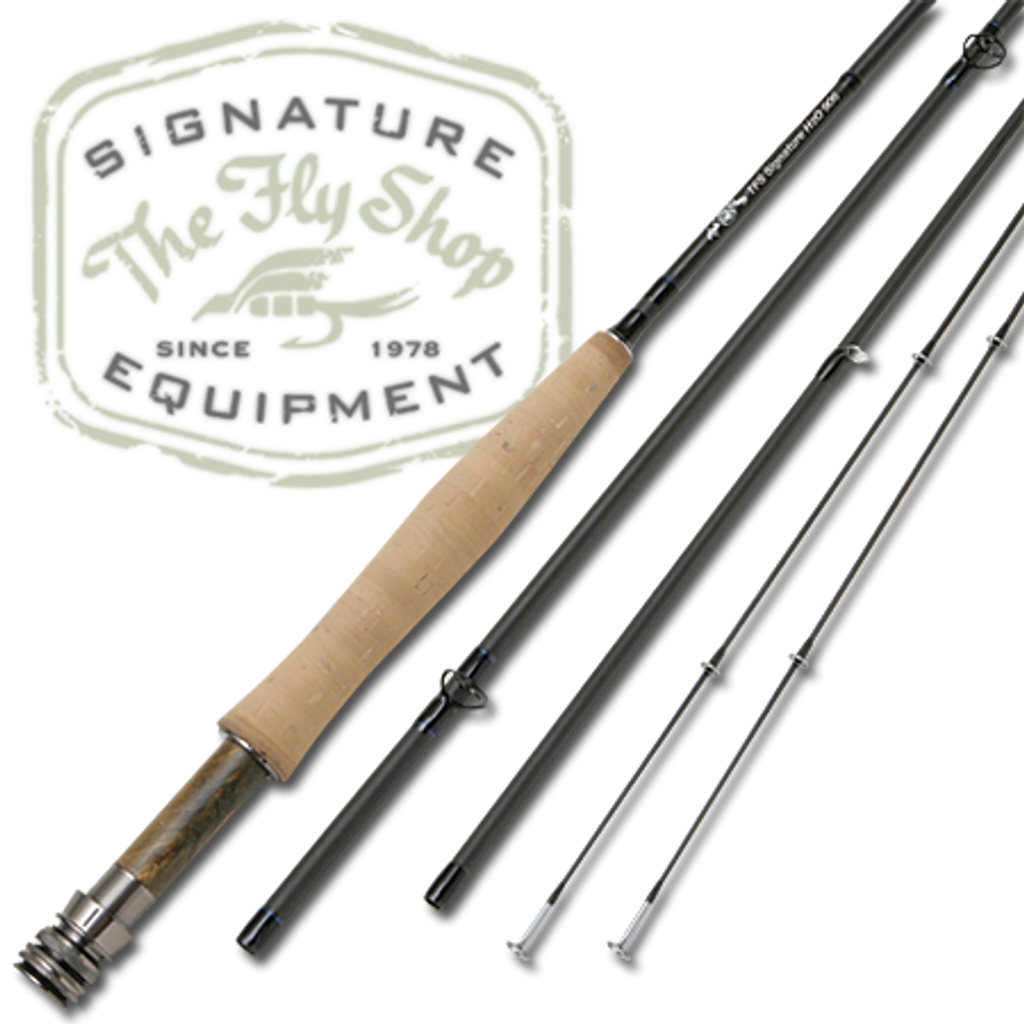 The Fly Shop's Signature H2O Fly Rods