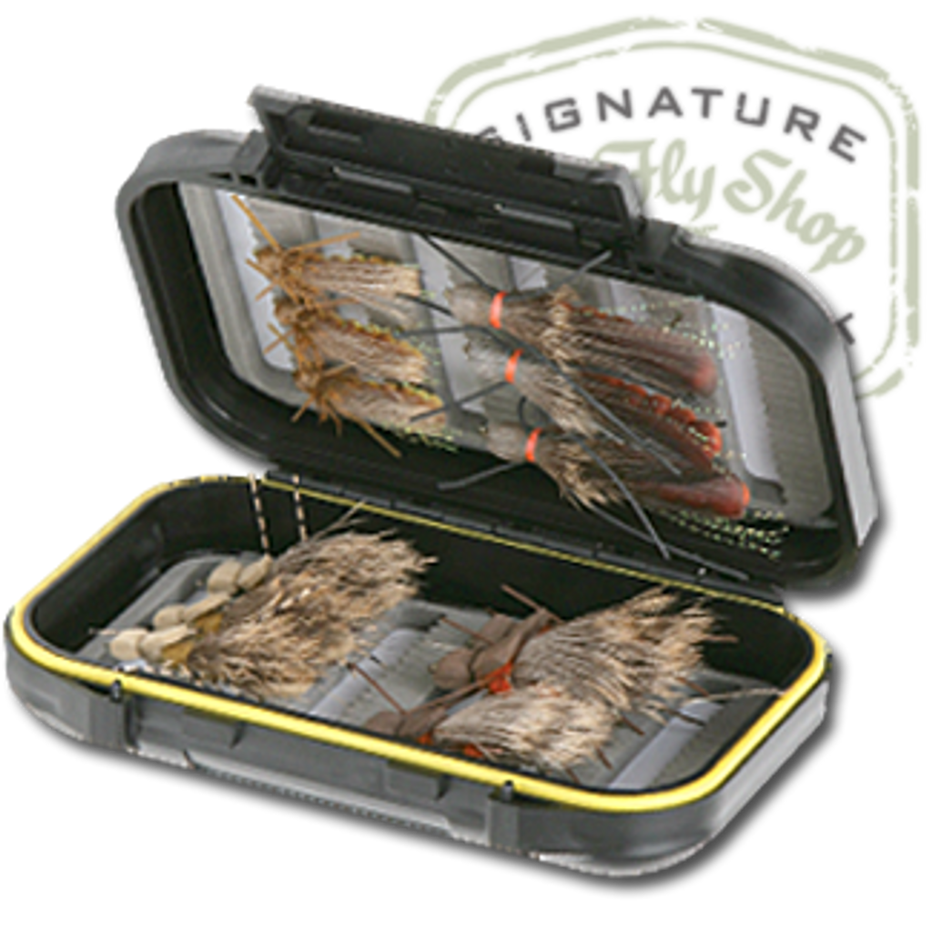 The Fly Shop's Waterproof Breast Pocket Fly Box