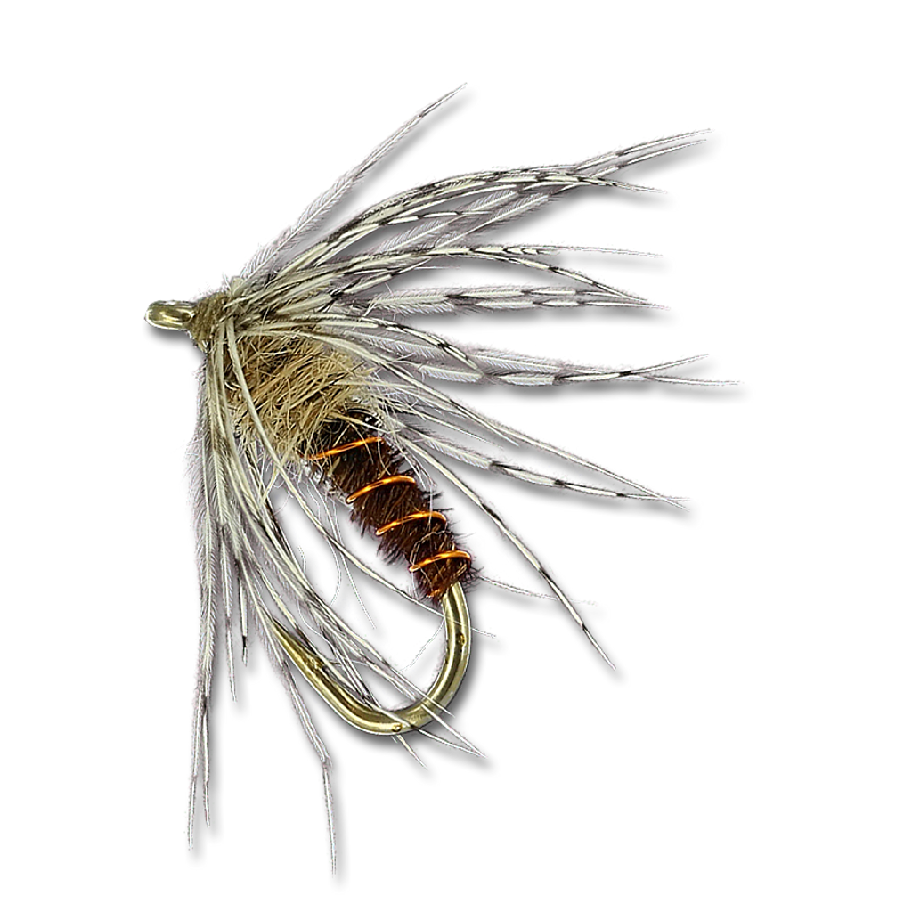 Soft Hackle - Pheasant Tail #14