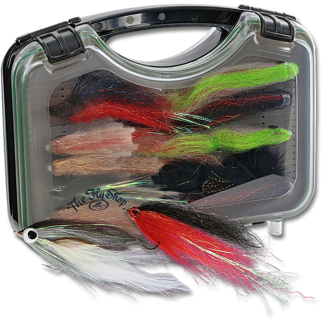 Trevally Fly Selection - Indian Ocean