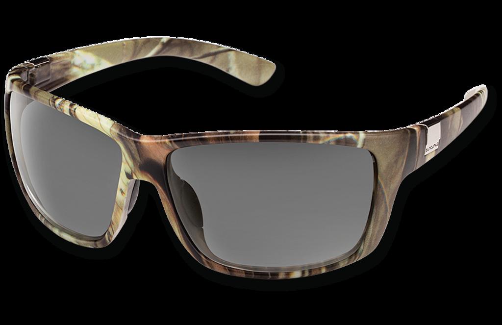 Suncloud Councilman Polarized Sunglasses - Matte Camo/Polar Gray