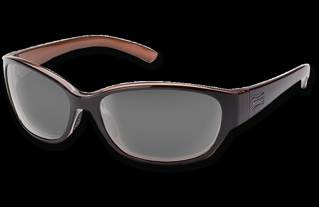 Suncloud Duet Polarized Sunglasses - Black Backpaint/Polar Gray