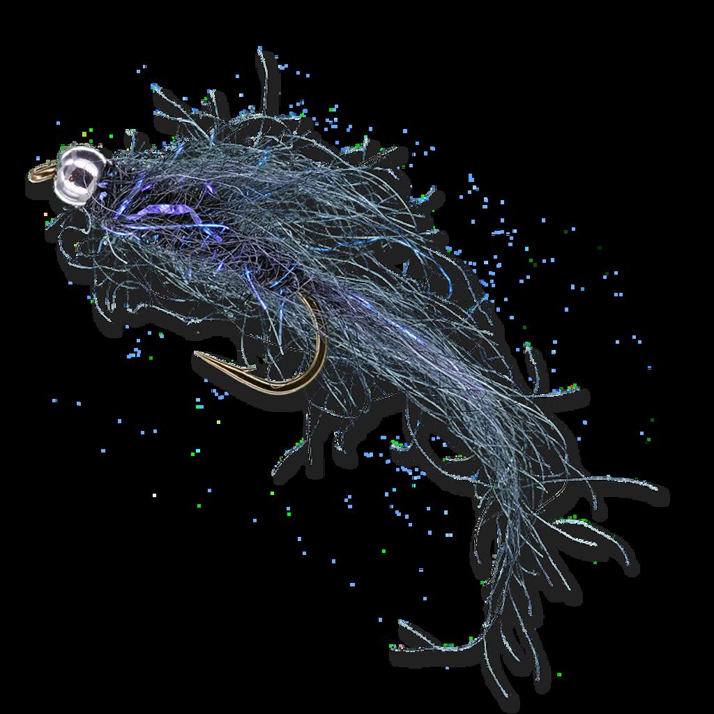JR's Simi Seal Leeches - Black/Blue