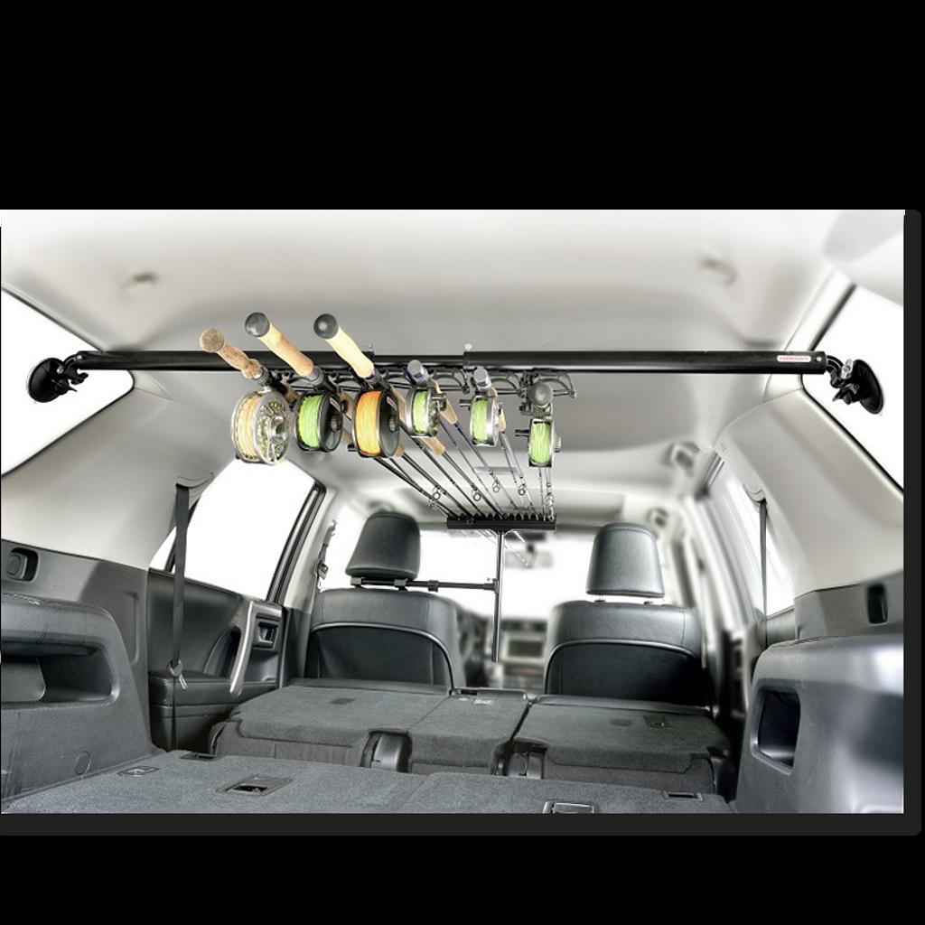 Rod Loft Interior Vehicle Rod Rack 2.0