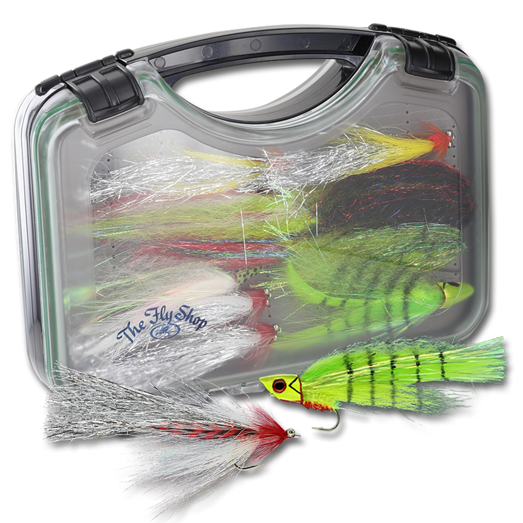 Peacock Bass Fly Selections