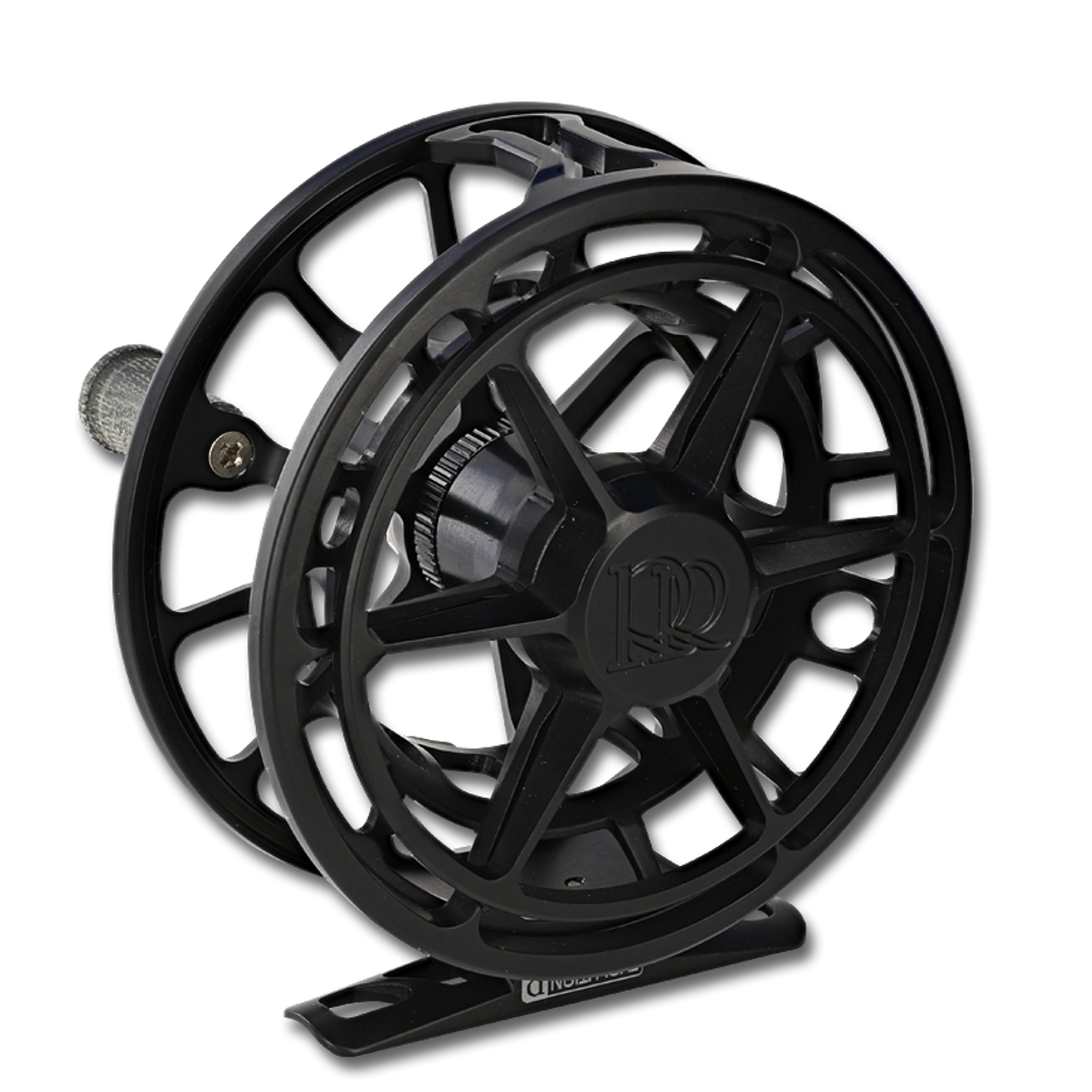 Ross Evolution R Fly Reel - Black Back