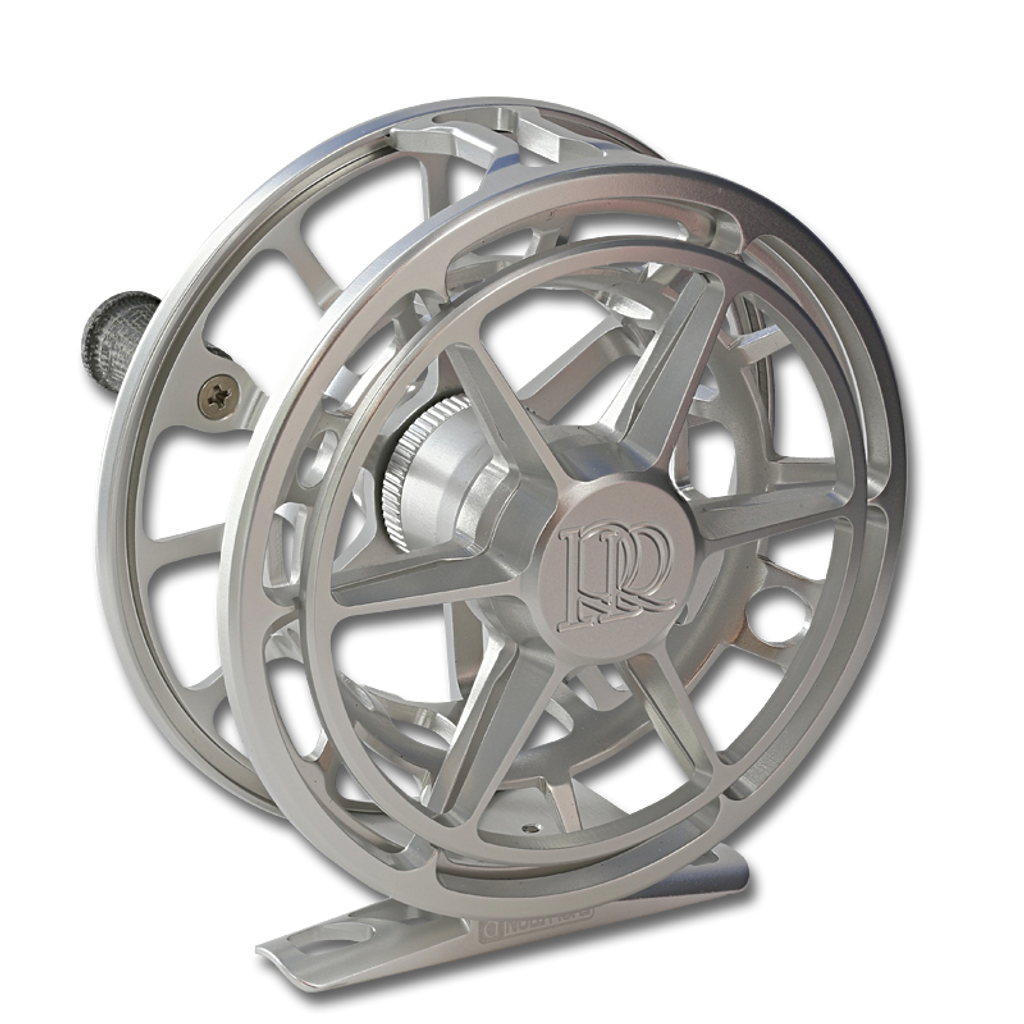 Ross Evolution R Fly Reel - Platinum Back