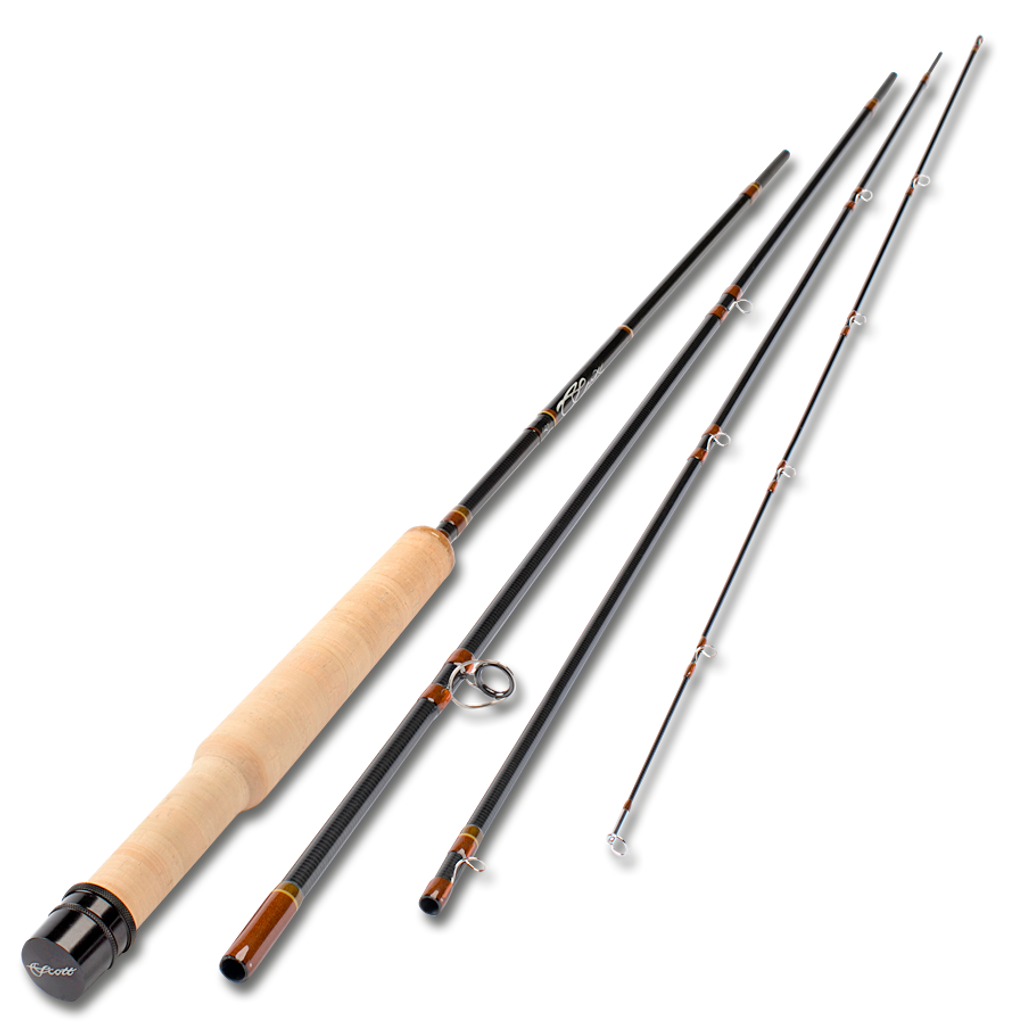 Scott G Series Fly Rods - Grip A