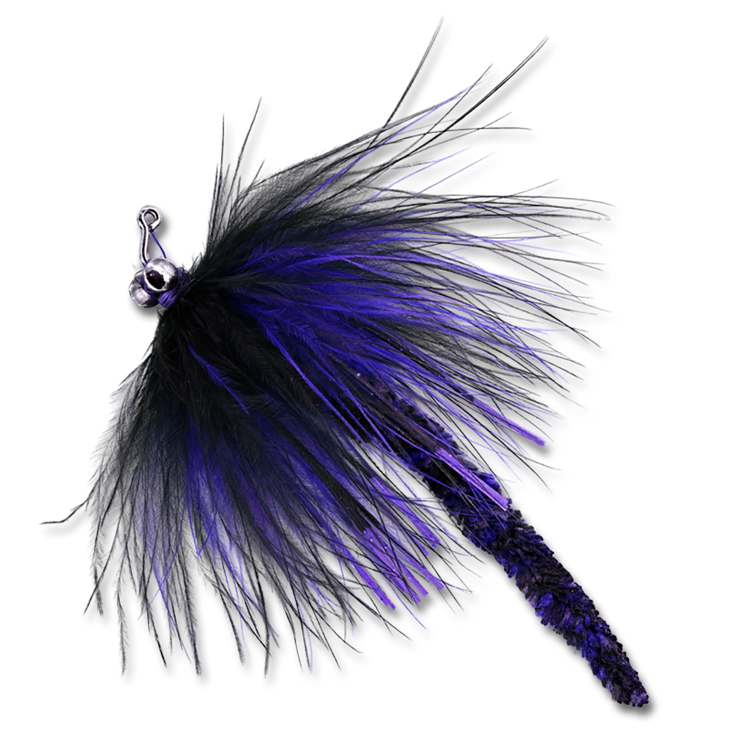 Jiggy Worm - Black