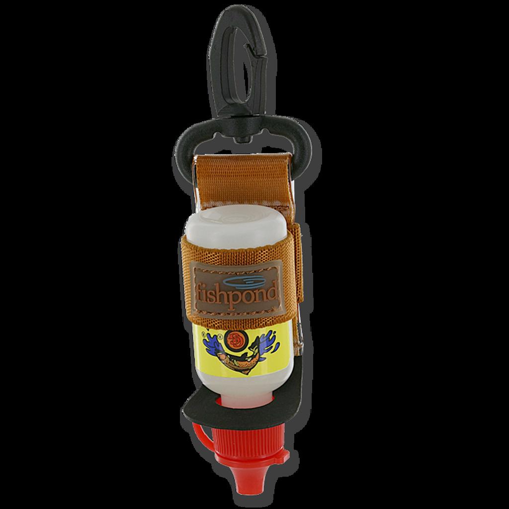 Fishpond Floatant Bottle Holder - Orange